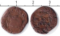 Изображение Монеты Европа Италия 1 кватрино 0 Медь