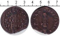 Изображение Монеты Италия 2 байоччи 0 Медь
