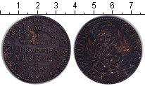 Изображение Монеты Венеция Монетовидный жетон 1889 Медь