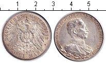 Изображение Монеты Пруссия 2 марки 1913 Серебро XF