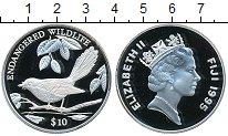 Изображение Монеты Австралия и Океания Фиджи 10 долларов 1995 Серебро Proof