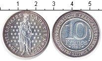 Изображение Монеты Франция 10 франков 1987 Серебро UNC-