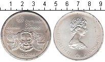 Изображение Монеты Канада 10 долларов 1974 Серебро UNC-
