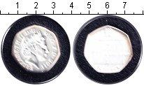 Изображение Монеты Великобритания 50 пенсов 2011 Серебро UNC-