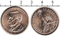 Изображение Мелочь Северная Америка США 1 доллар 2013 Медь UNC-