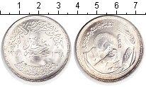 Изображение Монеты Африка Египет 1 фунт 1978 Серебро UNC