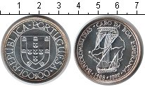 Изображение Монеты Португалия 100 эскудо 1988 Серебро UNC