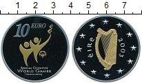 Изображение Монеты Европа Ирландия 10 евро 2003 Серебро Proof-