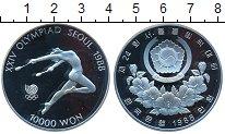Изображение Монеты Азия Южная Корея 10000 вон 1988 Серебро Proof-