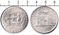 Изображение Монеты США 1/2 доллара 1936 Серебро UNC- Делавар