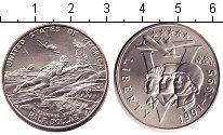 Изображение Монеты США 1/2 доллара 1995 Медно-никель UNC-