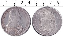 Изображение Монеты Тоскана 1 франческоне 1784 Серебро