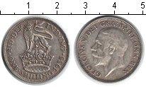 Изображение Монеты Европа Великобритания 1 шиллинг 1935 Серебро XF