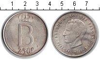 Изображение Монеты Европа Бельгия 250 франков 1951 Серебро XF