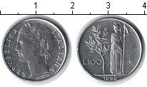 Изображение Мелочь Европа Италия 100 лир 1992 Сталь VF+