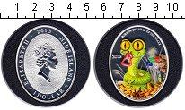 Изображение Монеты Новая Зеландия Ниуэ 1 доллар 2013 Серебро Proof-