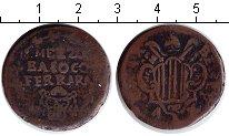 Изображение Монеты Ватикан 1/2 байоччи 0 Медь