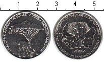 Изображение Мелочь Африка Западно-Африканский Союз 1500 франков 2003 Медно-никель UNC