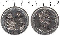 Изображение Мелочь Остров Мэн 1 крона 1997 Медно-никель UNC-
