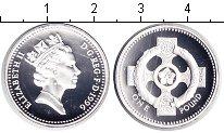 Изображение Монеты Европа Великобритания 1 фунт 1996 Серебро Proof-
