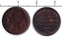 Изображение Монеты Европа Великобритания 1/3 фартинга 1884 Медь XF