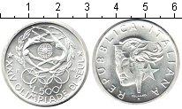 Изображение Мелочь Европа Италия 500 лир 1988 Серебро UNC