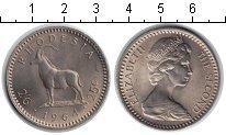 Изображение Мелочь Родезия 25 центов 1964 Медно-никель UNC-