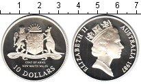 Изображение Монеты Австралия и Океания Австралия 10 долларов 1987 Серебро Proof-