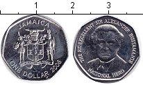 Изображение Мелочь Северная Америка Ямайка 1 доллар 0 Медно-никель UNC