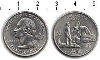 Изображение Мелочь Северная Америка США 1/4 доллара 2005 Медно-никель UNC-