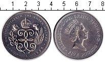 Изображение Монеты Великобритания 5 фунтов 1990 Медно-никель XF