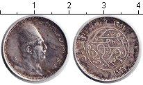 Изображение Монеты Египет 2 пиастра 1923 Серебро XF
