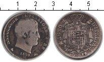 Изображение Монеты Италия 2 лиры 1809 Серебро