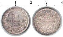 Изображение Монеты Европа Сан-Марино 50 сентесим 1898 Серебро