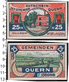 Изображение Банкноты Германия : Нотгельды 25 пфеннигов 1921