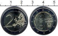 Изображение Мелочь Европа Португалия 2 евро 2013 Биметалл UNC-