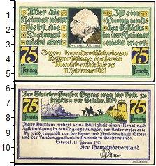 Изображение Банкноты Германия : Нотгельды 75 пфеннигов 1921  UNC-