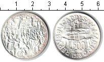 Изображение Монеты Европа Сан-Марино 500 лир 1978 Серебро UNC-
