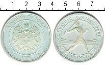 Изображение Монеты Тонга 1 паанга 1994 Серебро Proof- Олимпийские игры 199