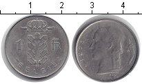 Изображение Дешевые монеты Европа Бельгия 1 франк 1973
