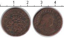 Изображение Монеты Польша 1 грош 1754 Медь