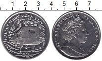 Изображение Мелочь Антарктика 2 фунта 2013 Медно-никель UNC