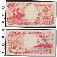 Изображение Банкноты Азия Индонезия 100 рупий 2000  UNC