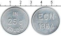 Изображение Монеты Жетоны жетон 0 Алюминий