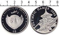 Изображение Монеты Палау 5 долларов 2007 Серебро Proof- Олимпийские игры 200