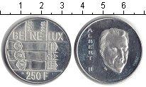 Изображение Монеты Европа Бельгия 250 франков 1994 Серебро Proof-
