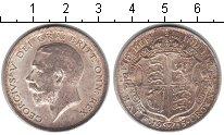 Изображение Монеты Великобритания 1/2 кроны 1915 Серебро XF