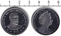 Изображение Монеты Северная Америка Виргинские острова 10 долларов 2006  Proof-