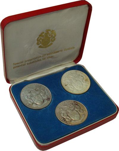 Изображение Подарочные монеты Северная Америка США Выпуск 1965 1965  Proof-