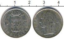 Изображение Дешевые монеты Бельгия 1 франк 1978